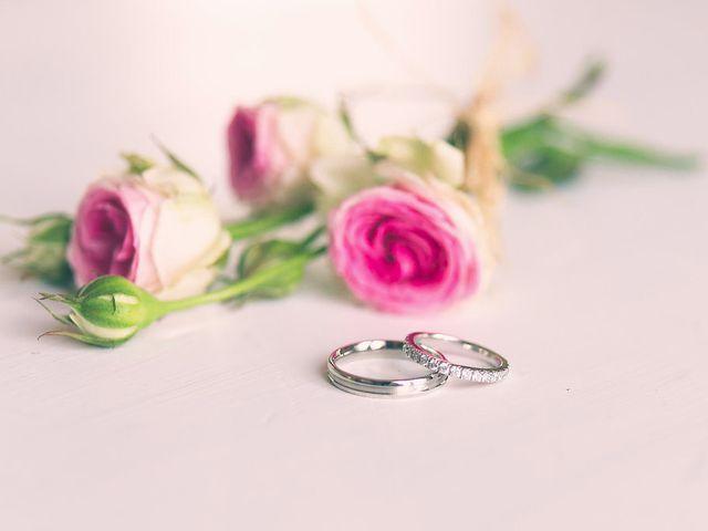 Le mariage de Vincent et Audrey à Surville, Manche 9