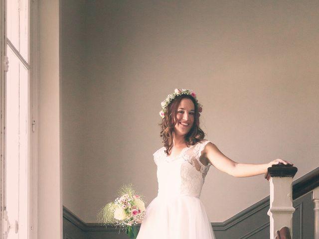 Le mariage de Vincent et Audrey à Surville, Manche 11
