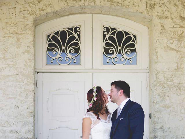Le mariage de Vincent et Audrey à Surville, Manche 13