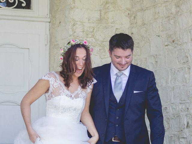 Le mariage de Vincent et Audrey à Surville, Manche 14