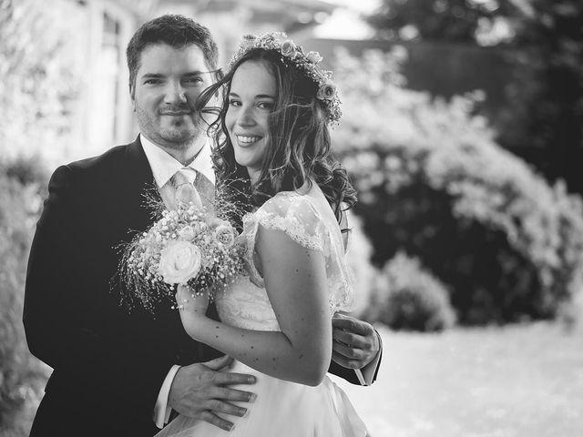 Le mariage de Vincent et Audrey à Surville, Manche 2
