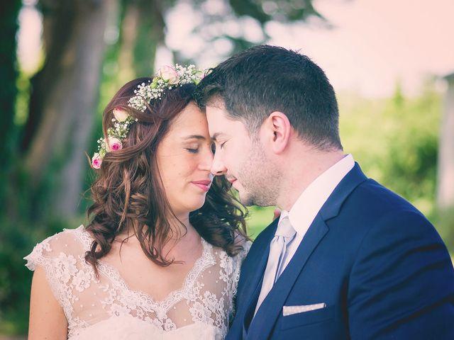 Le mariage de Vincent et Audrey à Surville, Manche 17