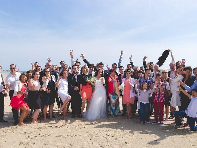 Le mariage de Vincent et Audrey à Surville, Manche 20