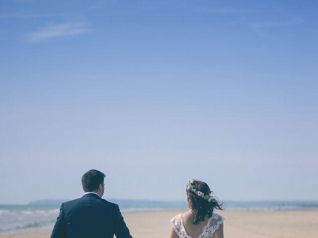 Le mariage de Vincent et Audrey à Surville, Manche 22
