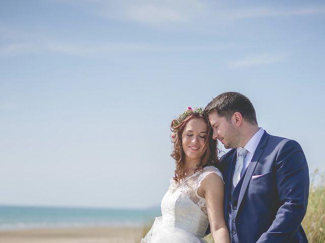 Le mariage de Vincent et Audrey à Surville, Manche 24