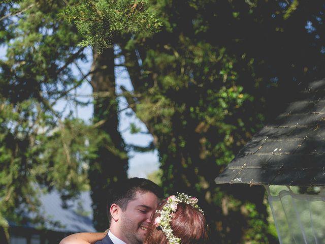 Le mariage de Vincent et Audrey à Surville, Manche 26