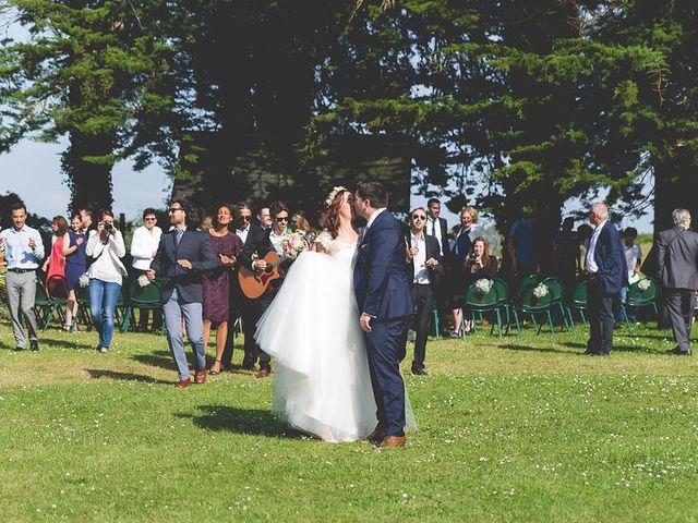 Le mariage de Vincent et Audrey à Surville, Manche 27