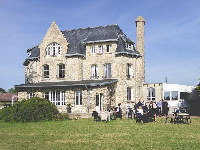 Le mariage de Vincent et Audrey à Surville, Manche 28