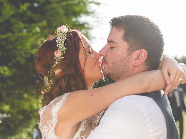 Le mariage de Vincent et Audrey à Surville, Manche 35