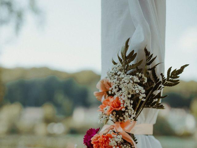 Le mariage de Simon et Anais à Vulaines-sur-Seine, Seine-et-Marne 75