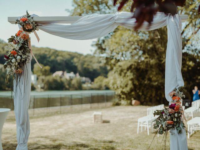 Le mariage de Simon et Anais à Vulaines-sur-Seine, Seine-et-Marne 76