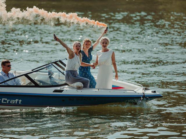 Le mariage de Simon et Anais à Vulaines-sur-Seine, Seine-et-Marne 89