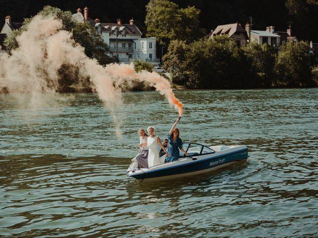Le mariage de Simon et Anais à Vulaines-sur-Seine, Seine-et-Marne 92