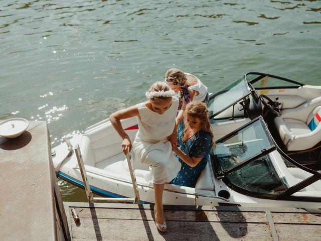 Le mariage de Simon et Anais à Vulaines-sur-Seine, Seine-et-Marne 94