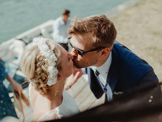 Le mariage de Simon et Anais à Vulaines-sur-Seine, Seine-et-Marne 95