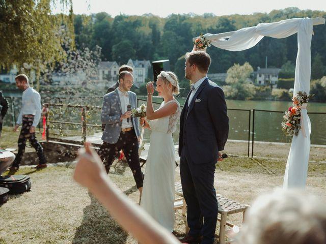 Le mariage de Simon et Anais à Vulaines-sur-Seine, Seine-et-Marne 116