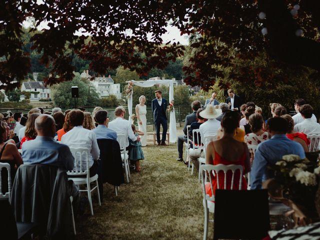 Le mariage de Simon et Anais à Vulaines-sur-Seine, Seine-et-Marne 117