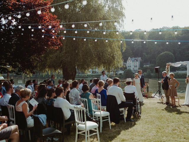 Le mariage de Simon et Anais à Vulaines-sur-Seine, Seine-et-Marne 121