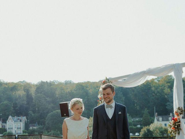 Le mariage de Simon et Anais à Vulaines-sur-Seine, Seine-et-Marne 123