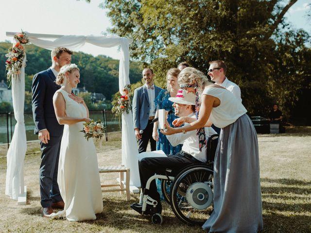 Le mariage de Simon et Anais à Vulaines-sur-Seine, Seine-et-Marne 124