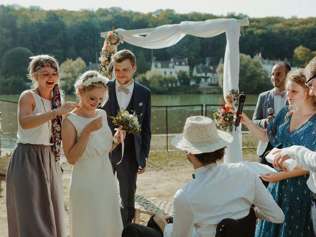 Le mariage de Simon et Anais à Vulaines-sur-Seine, Seine-et-Marne 125