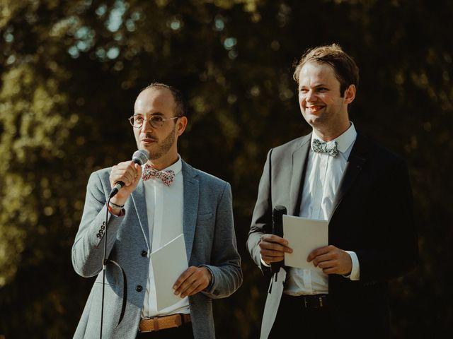 Le mariage de Simon et Anais à Vulaines-sur-Seine, Seine-et-Marne 130