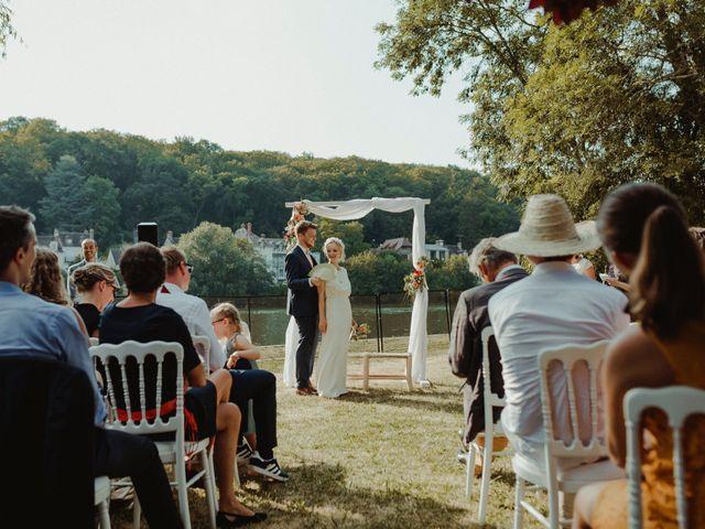 Le mariage de Simon et Anais à Vulaines-sur-Seine, Seine-et-Marne 131