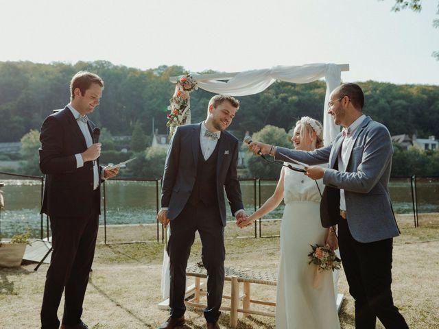 Le mariage de Simon et Anais à Vulaines-sur-Seine, Seine-et-Marne 134