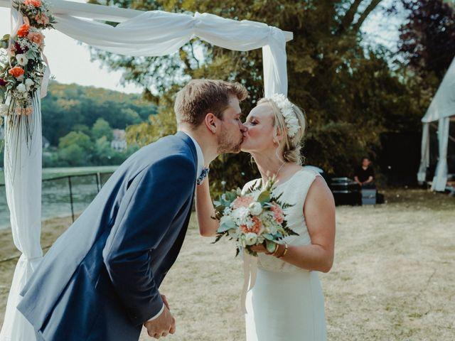 Le mariage de Simon et Anais à Vulaines-sur-Seine, Seine-et-Marne 139