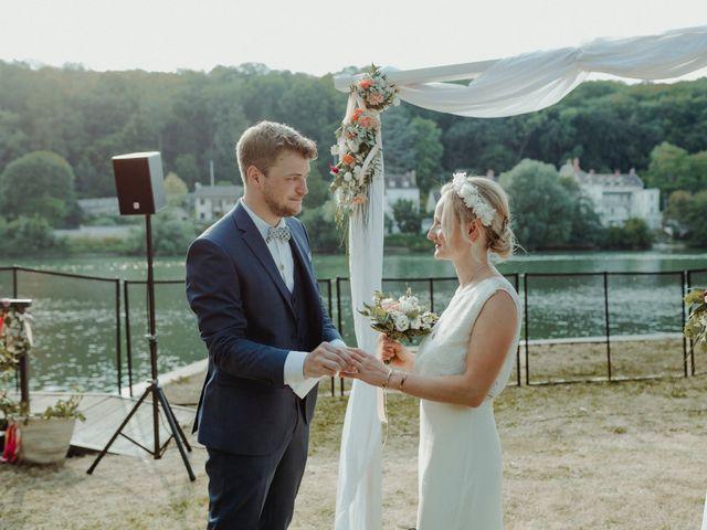 Le mariage de Simon et Anais à Vulaines-sur-Seine, Seine-et-Marne 141