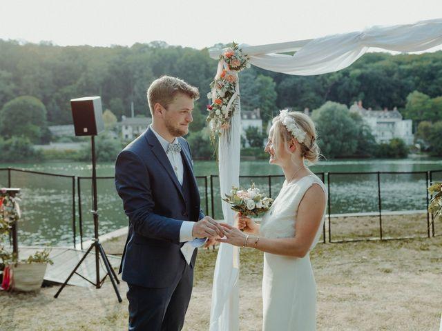 Le mariage de Simon et Anais à Vulaines-sur-Seine, Seine-et-Marne 142