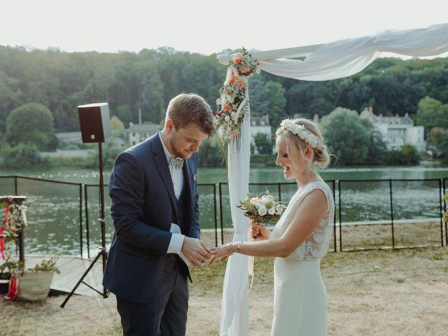 Le mariage de Simon et Anais à Vulaines-sur-Seine, Seine-et-Marne 143