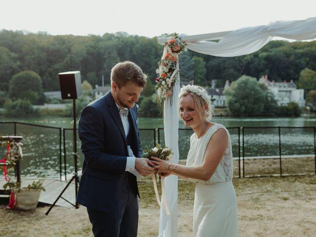 Le mariage de Simon et Anais à Vulaines-sur-Seine, Seine-et-Marne 146