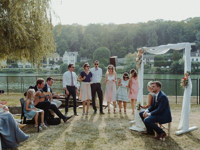 Le mariage de Simon et Anais à Vulaines-sur-Seine, Seine-et-Marne 148