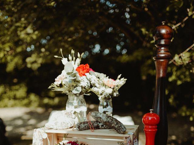 Le mariage de Simon et Anais à Vulaines-sur-Seine, Seine-et-Marne 151