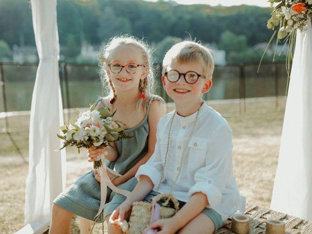 Le mariage de Simon et Anais à Vulaines-sur-Seine, Seine-et-Marne 153