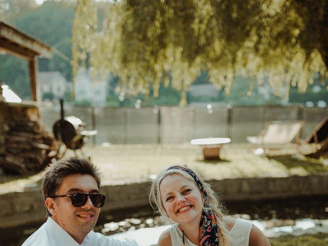 Le mariage de Simon et Anais à Vulaines-sur-Seine, Seine-et-Marne 157