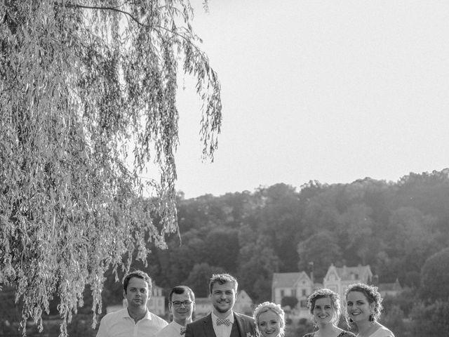 Le mariage de Simon et Anais à Vulaines-sur-Seine, Seine-et-Marne 162