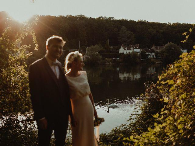 Le mariage de Simon et Anais à Vulaines-sur-Seine, Seine-et-Marne 168