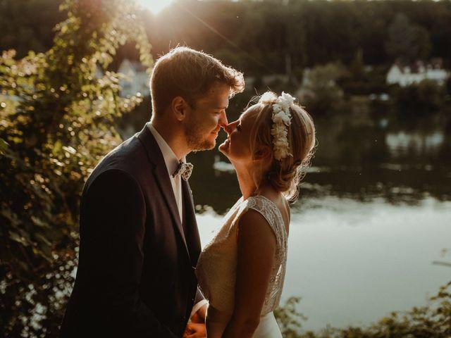 Le mariage de Simon et Anais à Vulaines-sur-Seine, Seine-et-Marne 169
