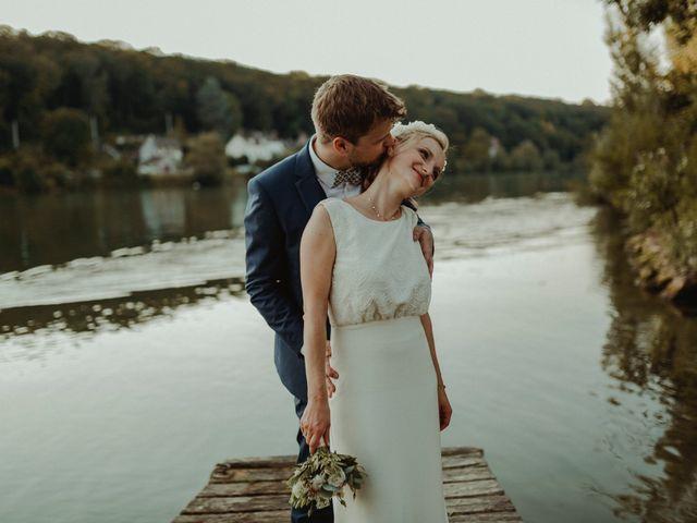 Le mariage de Simon et Anais à Vulaines-sur-Seine, Seine-et-Marne 180