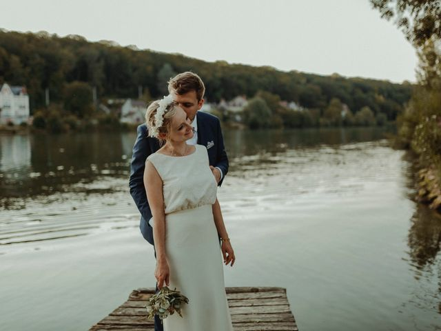 Le mariage de Simon et Anais à Vulaines-sur-Seine, Seine-et-Marne 181