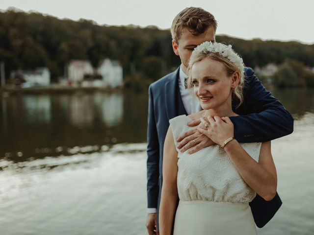 Le mariage de Simon et Anais à Vulaines-sur-Seine, Seine-et-Marne 182