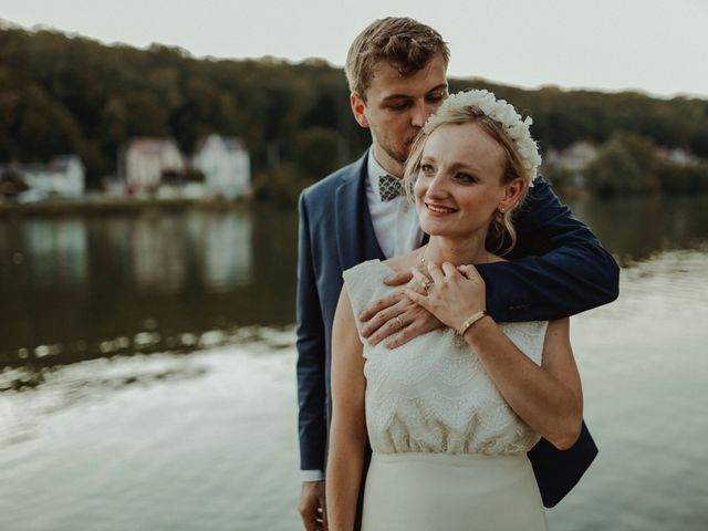 Le mariage de Simon et Anais à Vulaines-sur-Seine, Seine-et-Marne 183