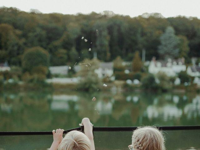 Le mariage de Simon et Anais à Vulaines-sur-Seine, Seine-et-Marne 195