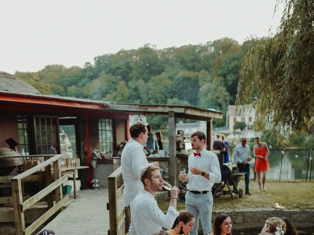 Le mariage de Simon et Anais à Vulaines-sur-Seine, Seine-et-Marne 200