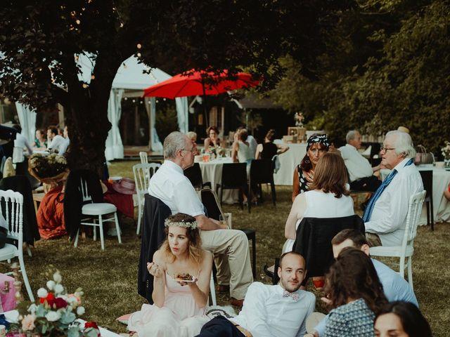 Le mariage de Simon et Anais à Vulaines-sur-Seine, Seine-et-Marne 201