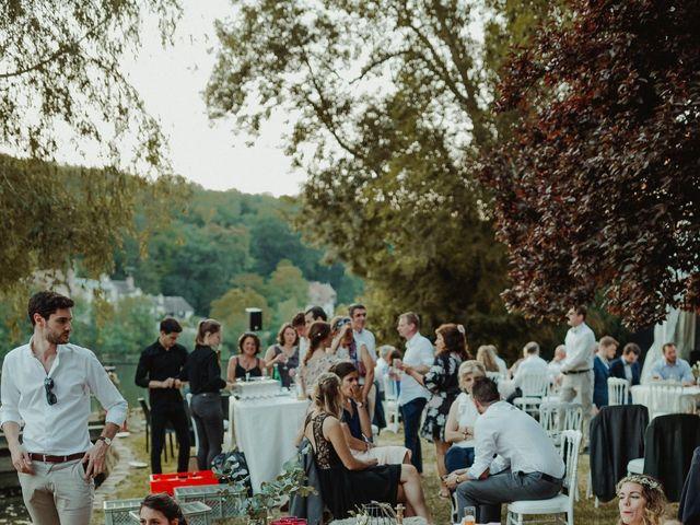 Le mariage de Simon et Anais à Vulaines-sur-Seine, Seine-et-Marne 202