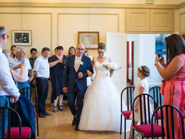 Le mariage de Mélanie et Morgan à Bailleul, Nord 6