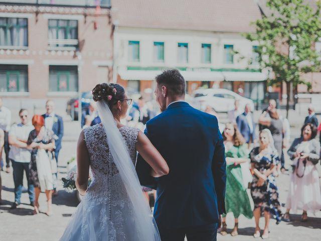 Le mariage de Mélanie et Morgan à Bailleul, Nord 9